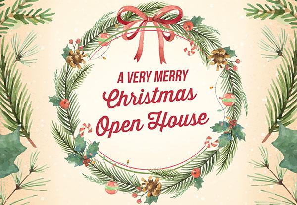 Christmas Open House.A Very Merry Christmas Open House Warren S Southern Gardens