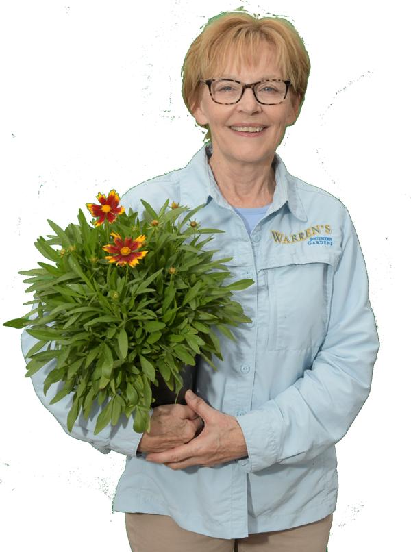 Joy - Gardening Expert