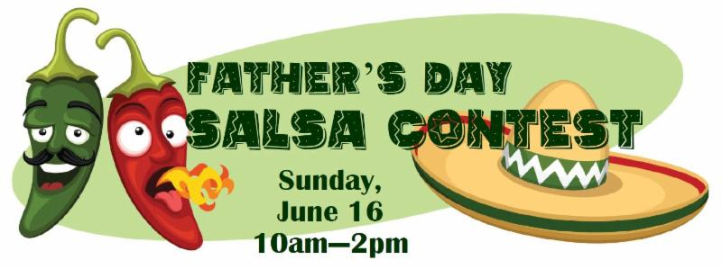 Salsa Contest Graphic
