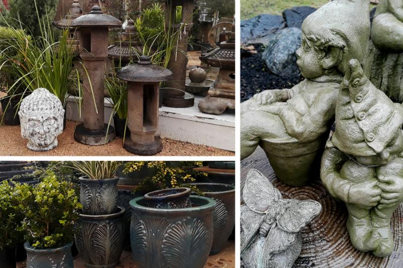 Kingwood Pottery Garden Statuary And Fountains Warren S